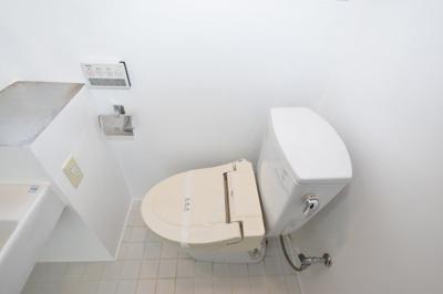 【トイレ】ミッドスクエア難波