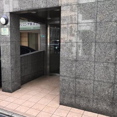 【エントランス】メルクリオール難波