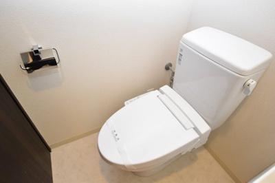 【トイレ】エステムコート難波サウスプレイスⅣパークグレイス