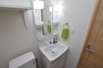 【独立洗面台】おおきに夕陽ヶ丘サニーアパートメント