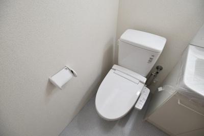 【トイレ】おおきに夕陽ヶ丘サニーアパートメント