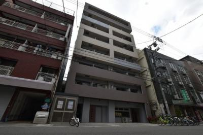 【外観】おおきに夕陽ヶ丘サニーアパートメント