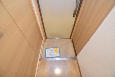 【玄関】おおきに夕陽ヶ丘サニーアパートメント