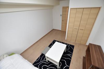 【洋室】おおきに夕陽ヶ丘サニーアパートメント