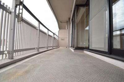 【バルコニー】グランソレイユ日本橋