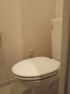 Riria幕張壱番館のトイレ