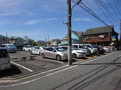 【外観】旭町1の4番地駐車場