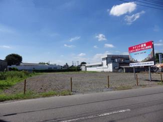 【外観】宇都宮市平出工業団地【A区画】事業用貸地