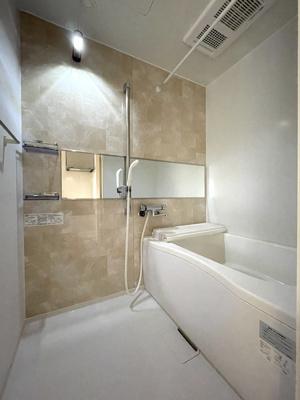 【浴室】アーバンライフ駅西