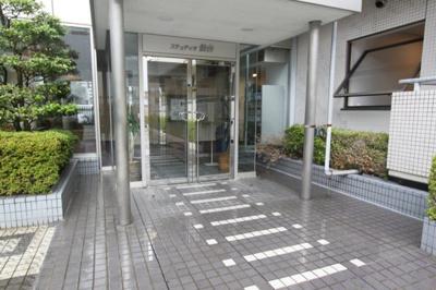 【エントランス】ステュディオ仙台