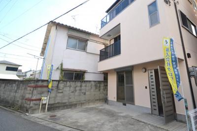 【駐車場】堺市東区日置荘西町 一戸建