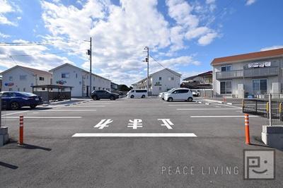 【駐車場】ミンサータウンA棟