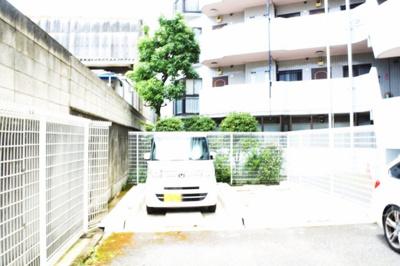 【駐車場】クリオ片倉町六番館
