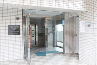 【エントランス】クリオ片倉町六番館