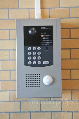 非接触型オートロック