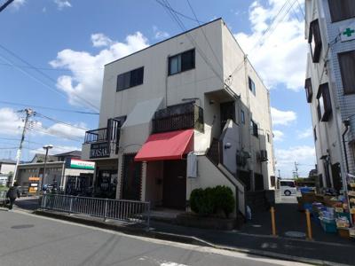 【外観】瓜生堂1丁目店舗事務所