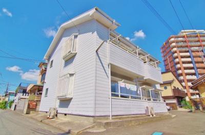 【外観】飯島ハイツ