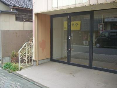 【外観】箭弓町小池様店舗1F