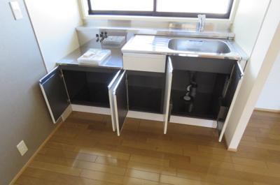 【キッチン】ラベンダーSUZUKI