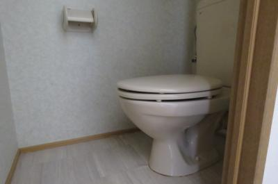 【トイレ】ラベンダーSUZUKI