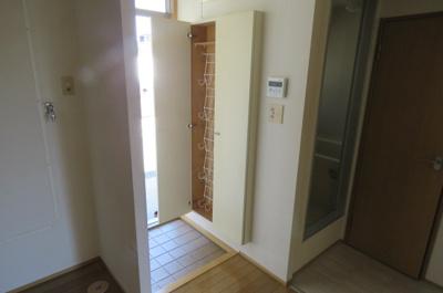 【玄関】ラベンダーSUZUKI