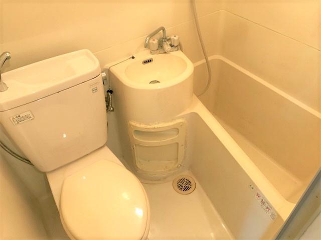【浴室】荘光コーポ