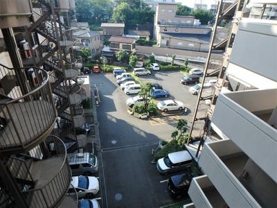 【駐車場】朝日プラザ鳩ヶ谷クレセント