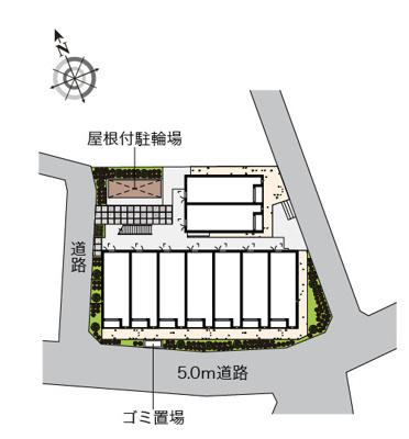 【区画図】アダチ