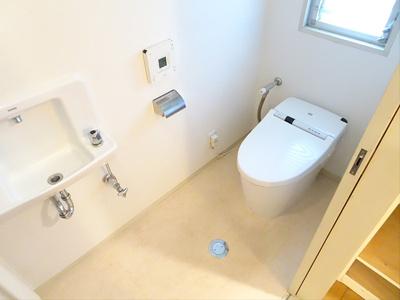 【トイレ】【100㎡超え】大型2LDK♪