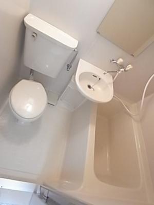【浴室】メゾン2番館