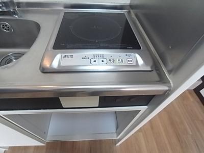 【キッチン】メゾン2番館