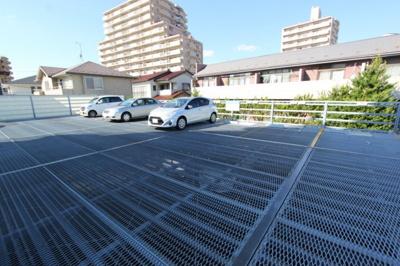 【駐車場】鹿野リハイム