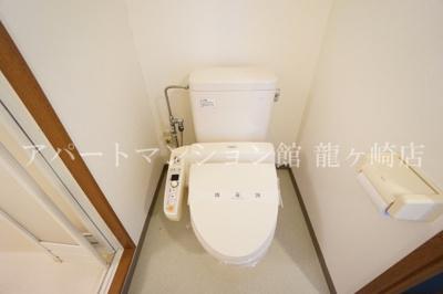 【トイレ】リーフ・ザ・ガーデン龍ヶ崎
