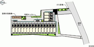 【区画図】マインリーベ