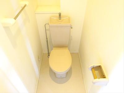 【トイレ】ウィスタ高井戸