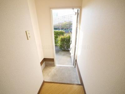 【玄関】リバージュ富士見ヶ丘