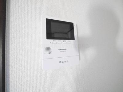 【セキュリティ】リバージュ富士見ヶ丘