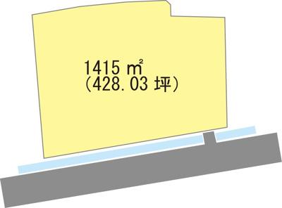 【区画図】【売地】打田中学校区・120847