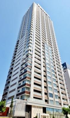 ブランズタワー南堀江 地上35階建免振構造タワーレジデンス