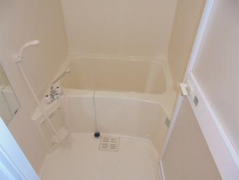 【浴室】バンブーコートⅢ番館