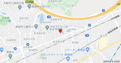 【地図】山手荘 (株)Roots