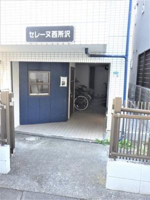 【エントランス】セレーヌ西所沢