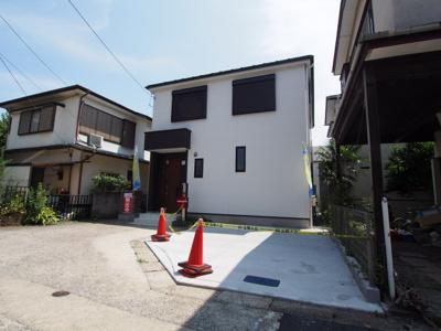 【外観】保土ヶ谷区岩崎町 新築戸建て