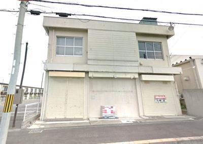 【外観】伏尾 店舗事務所