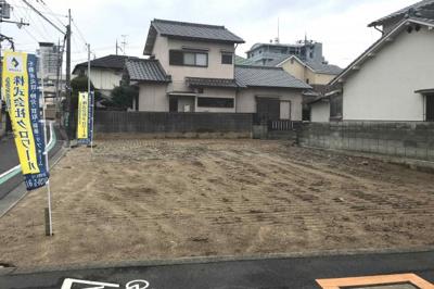 【外観】堺市東区丈六 土地