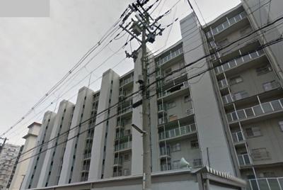 【外観】八戸ノ里グランドマンションA棟