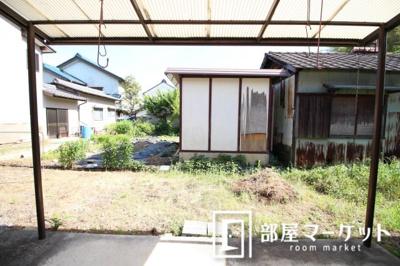 【庭】杉浦荘