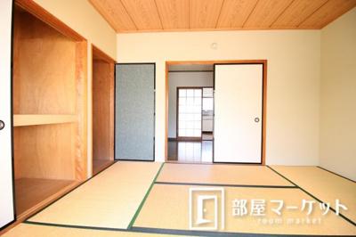 【寝室】杉浦荘