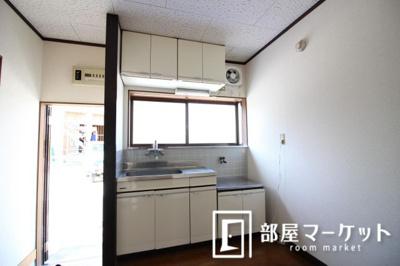【キッチン】杉浦荘
