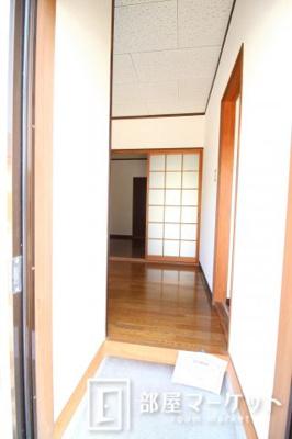 【玄関】杉浦荘